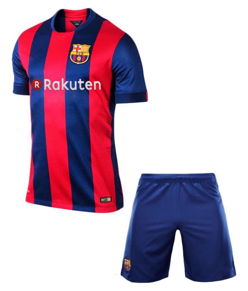 Barcelona Multi Polyester Jersey