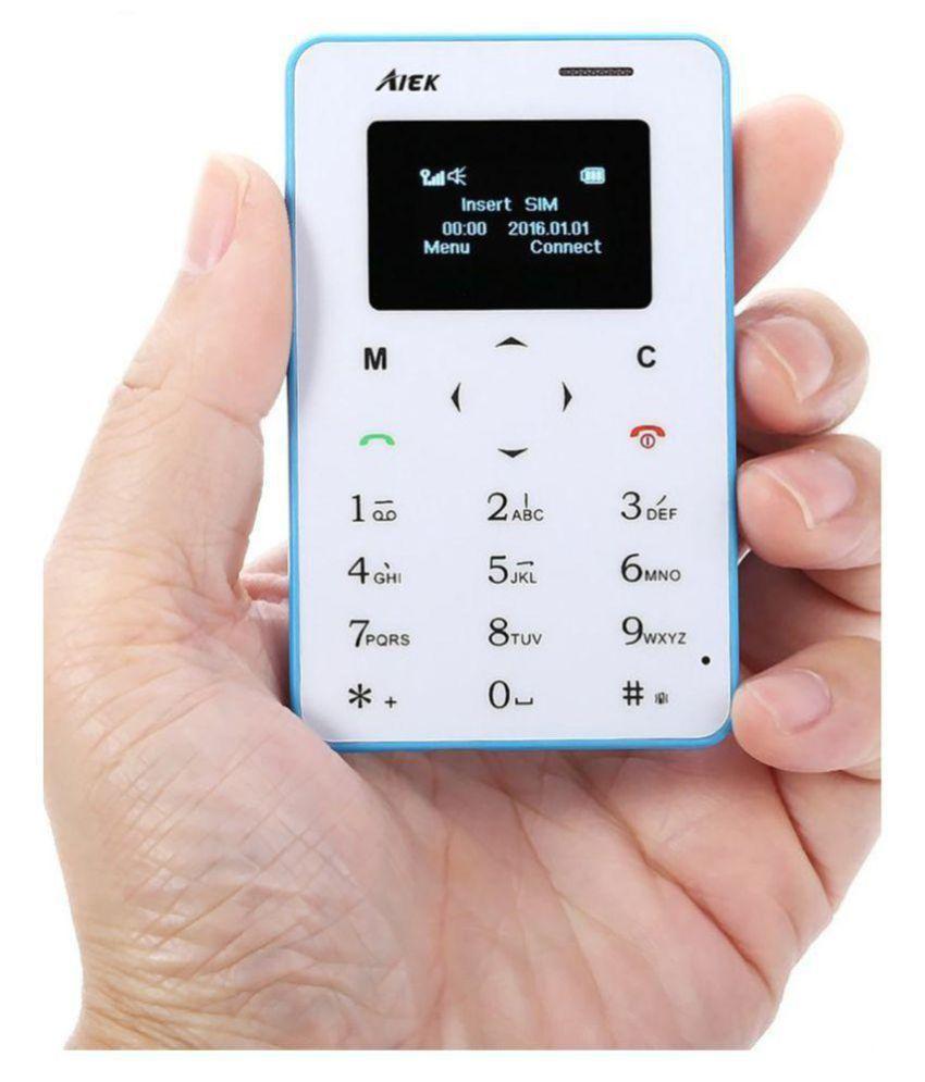 Aiek Blue X6 256 MB