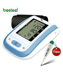 Bestest Automatic Blood Pressure Monitor (With Free Thermometer)