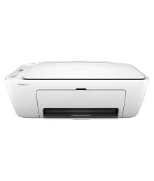 HP 2622 Multi Function (Print, Scan, Copy, Wifi) Colored Wireless Inkjet Printer