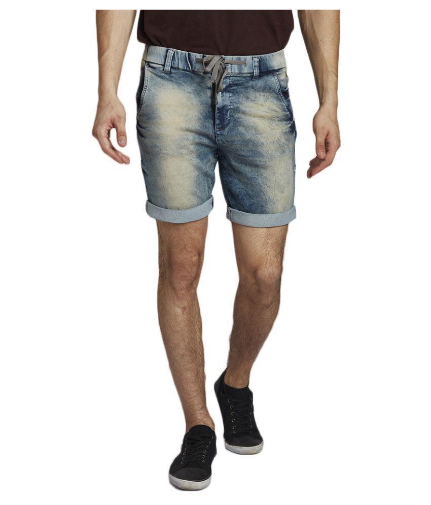 Beevee Blue Shorts
