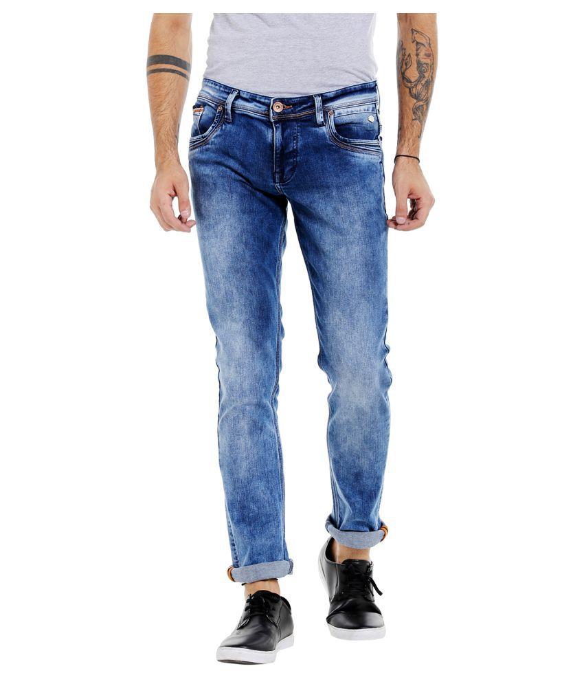 INTEGRITI Blue Slim Jeans