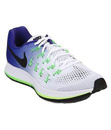 Nike Air zoom 33 pegasus White Running Shoes