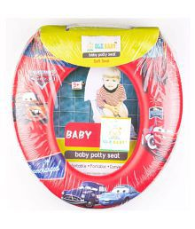 Ole Baby Red PVC Potty Seat