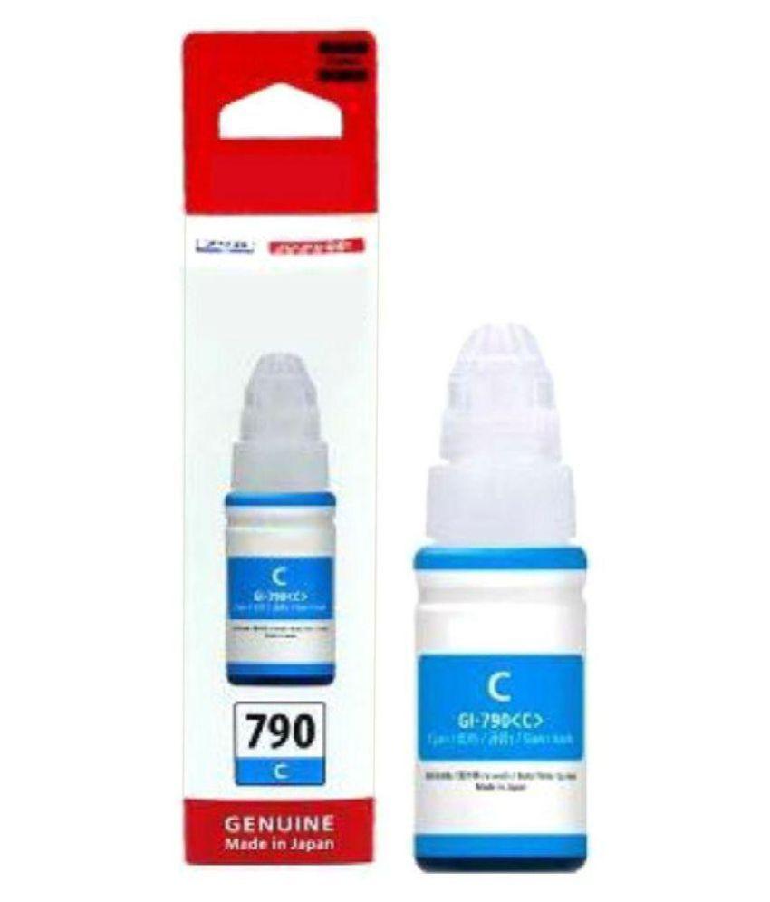 Indian Technology canon ink 790 cyan Cyan Ink Single