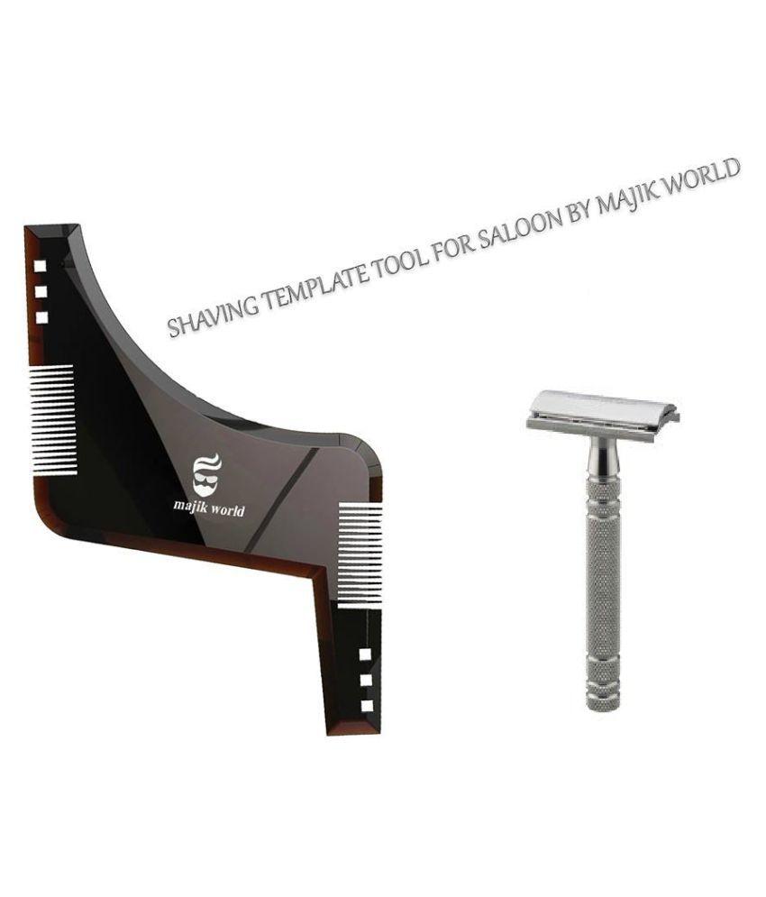Majik World Shaving kit & shaving razor Wide tooth Comb