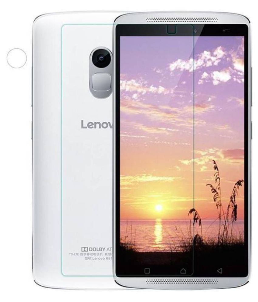 Lenovo K4 Note Tempered Glass Screen Guard By Robux 4D
