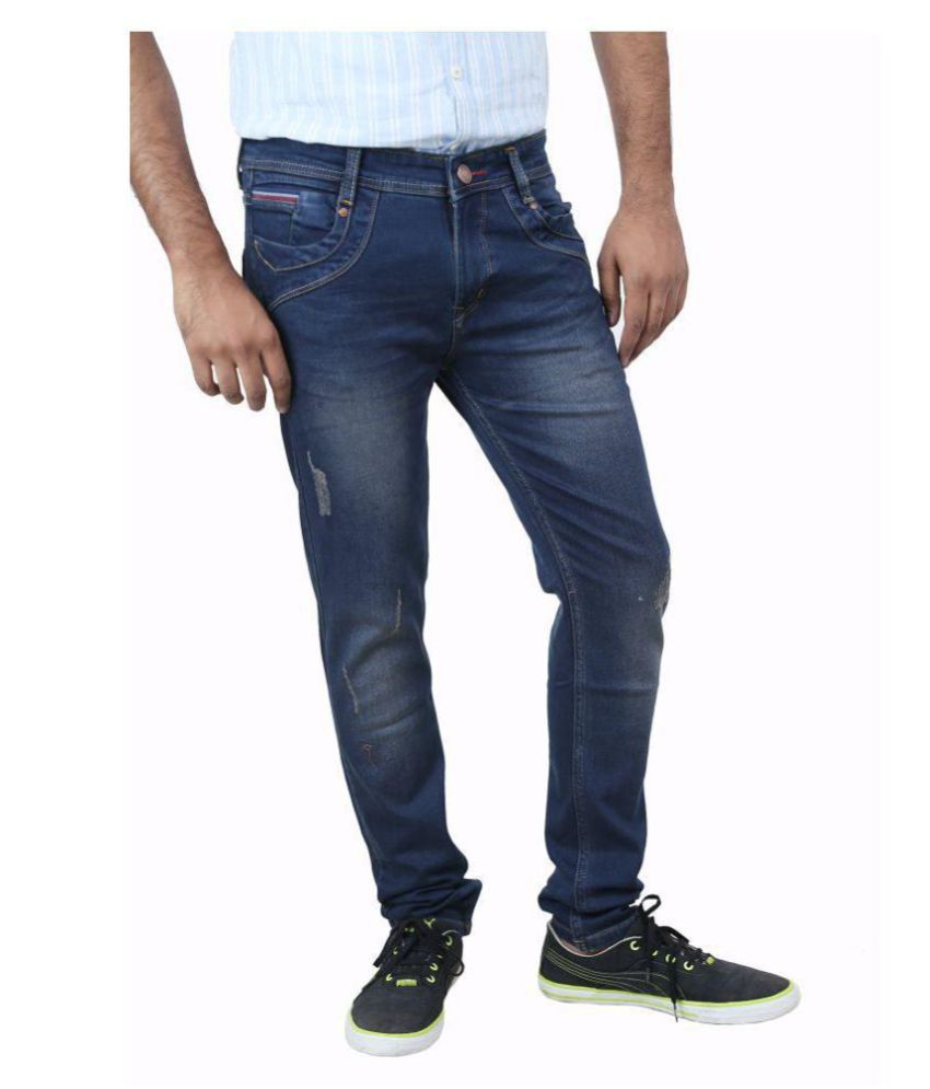 Inspire Next Blue Slim Jeans