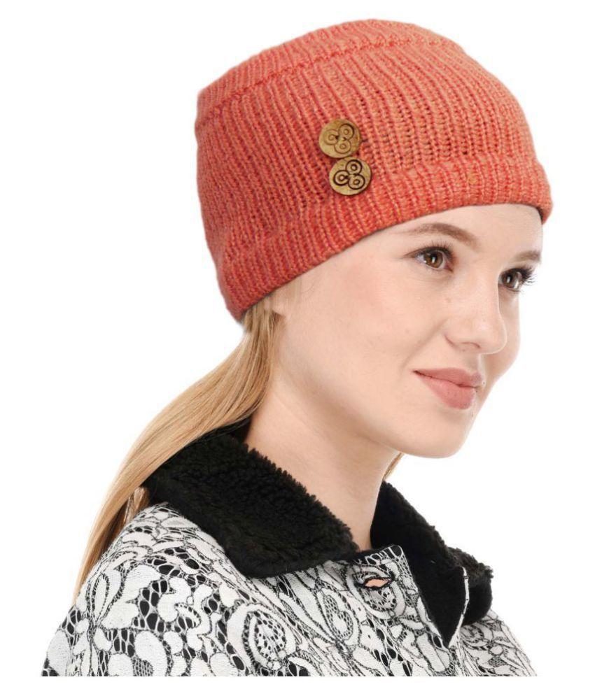 ac9d60f91dd Winter Woolen Womens Headband Earwarmer Earmuff  Buy Online at Low Price in  India - Snapdeal