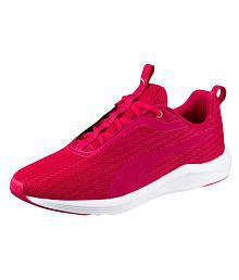 Puma Pink Running Shoes