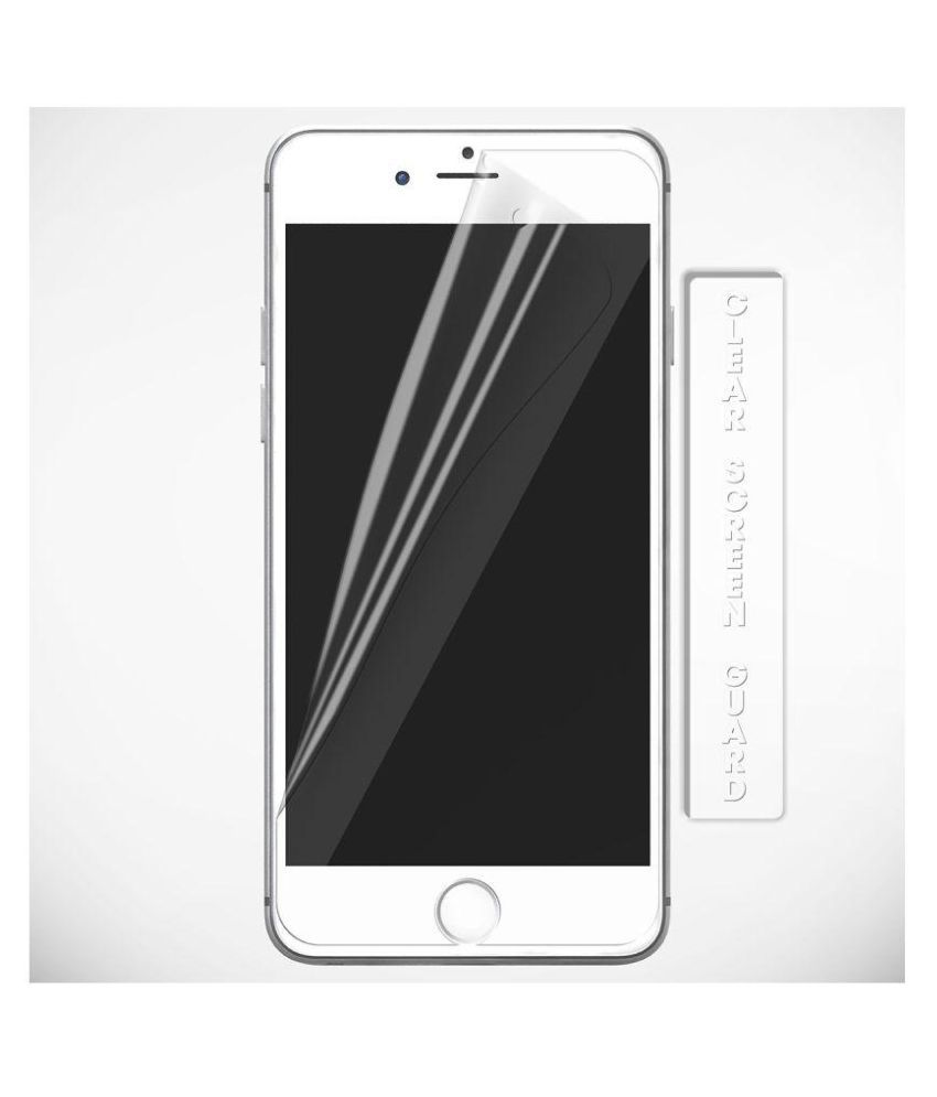 Lava iris Clear Screen Guard By Leo Power