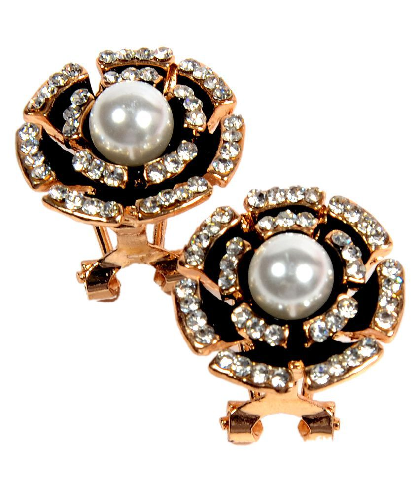Mansiyaorange Korean High Quality Imported Premium Clip On Earrings