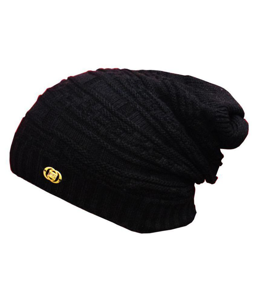 1d4a9f90142 NVR beanie caps  Buy Online at Low Price in India - Snapdeal