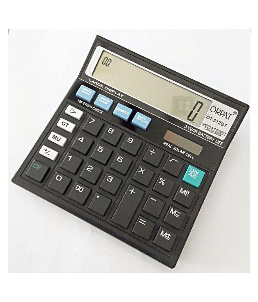 Orpat Basic Calculator
