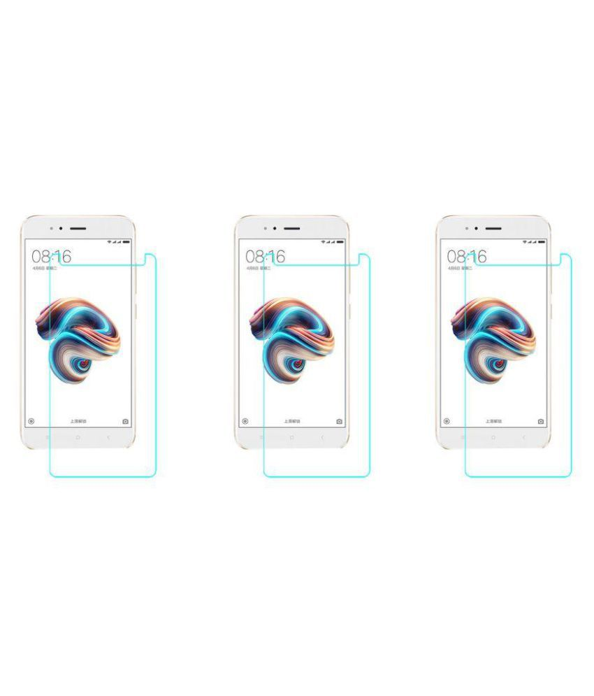 Xiaomi MI A1 Tempered Glass Screen Guard By ACM