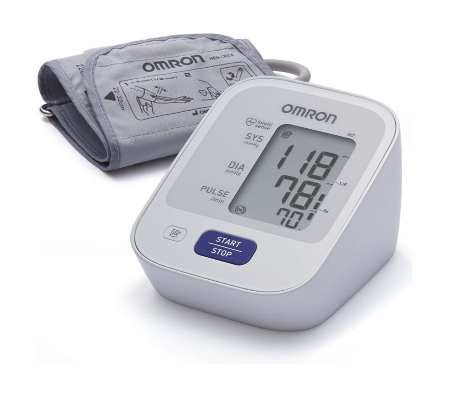 Omron HEM-7120 Automatic Blood Pressure Monitor: Buy Omron ...