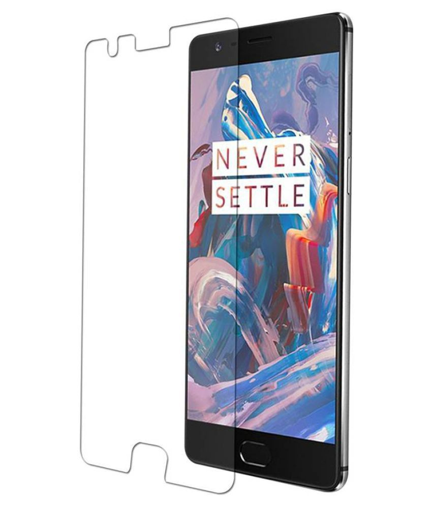 Oneplus 5 Tempered Glass Screen Guard By Head Kik