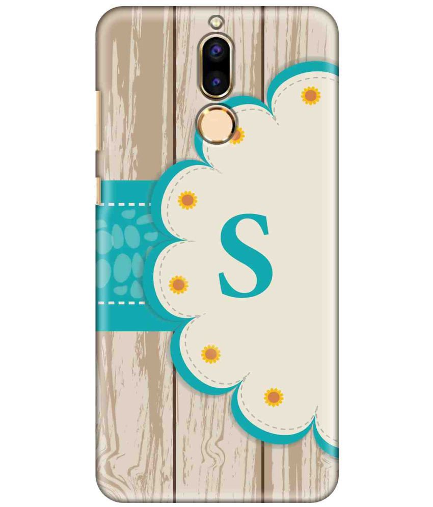 Huawei Honor 9i Printed Cover By SWAGMYCASE