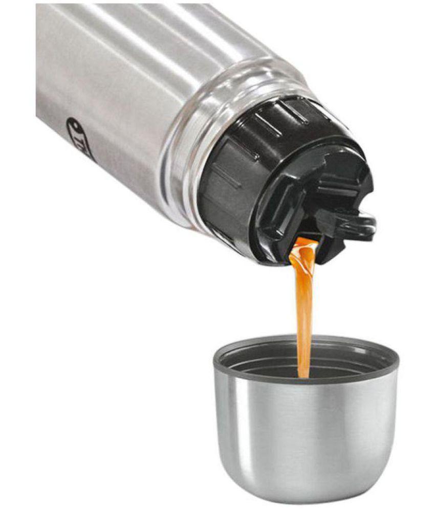 Milton Thermosteel Flip lid Steel Flask - 750 ml