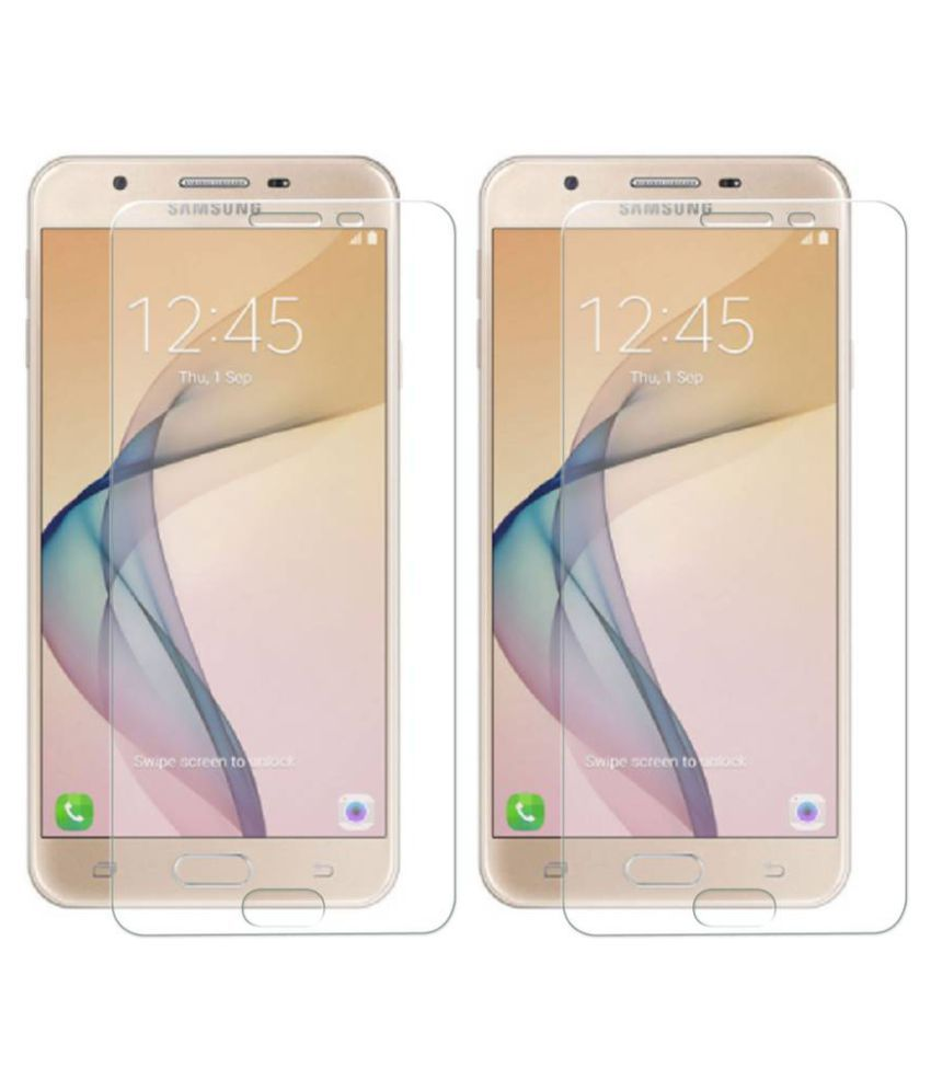 Samsung Galaxy On Nxt Tempered Glass Screen Guard By Robux 4D