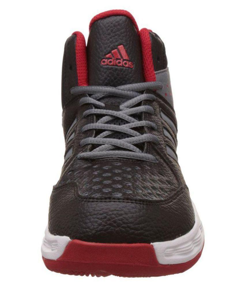 Adidas Basecut Visgre Scarle C Black
