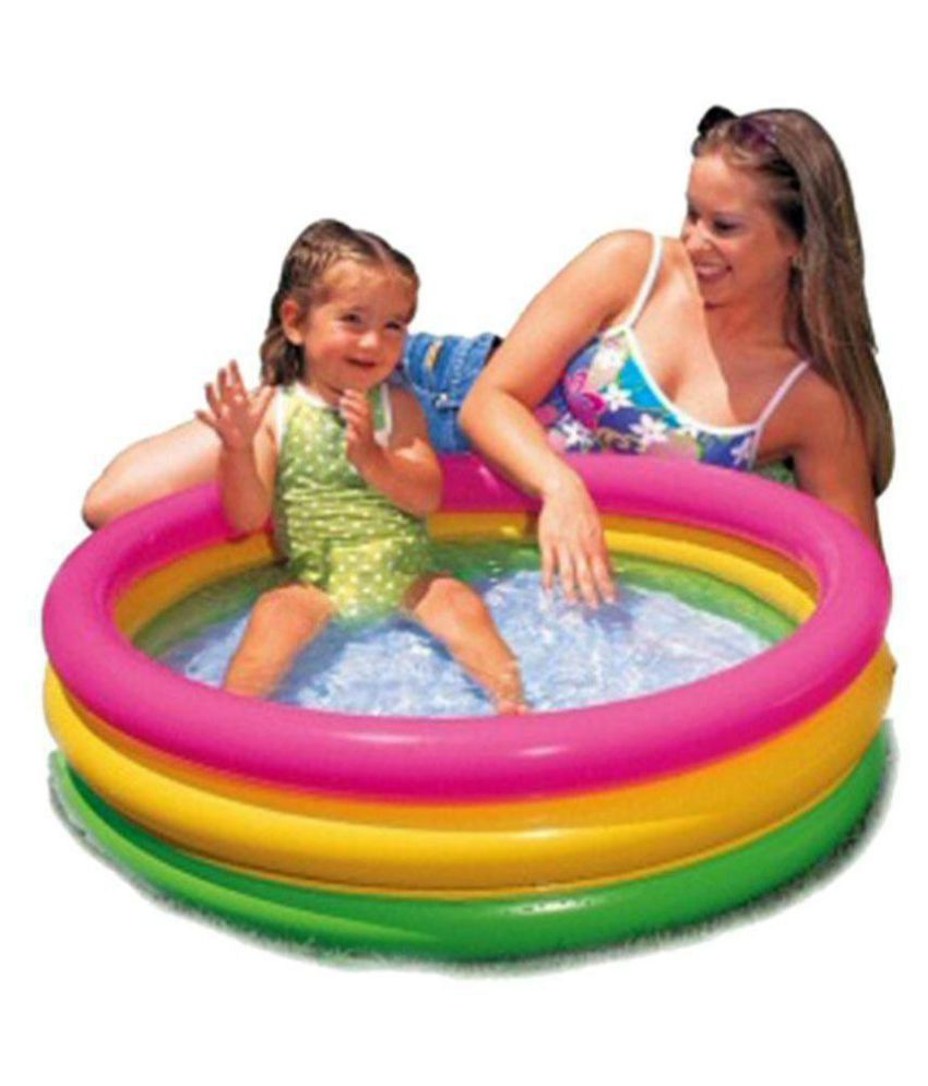 Multicolor Baby Bath Tub - Buy Multicolor Baby Bath Tub Online at ...