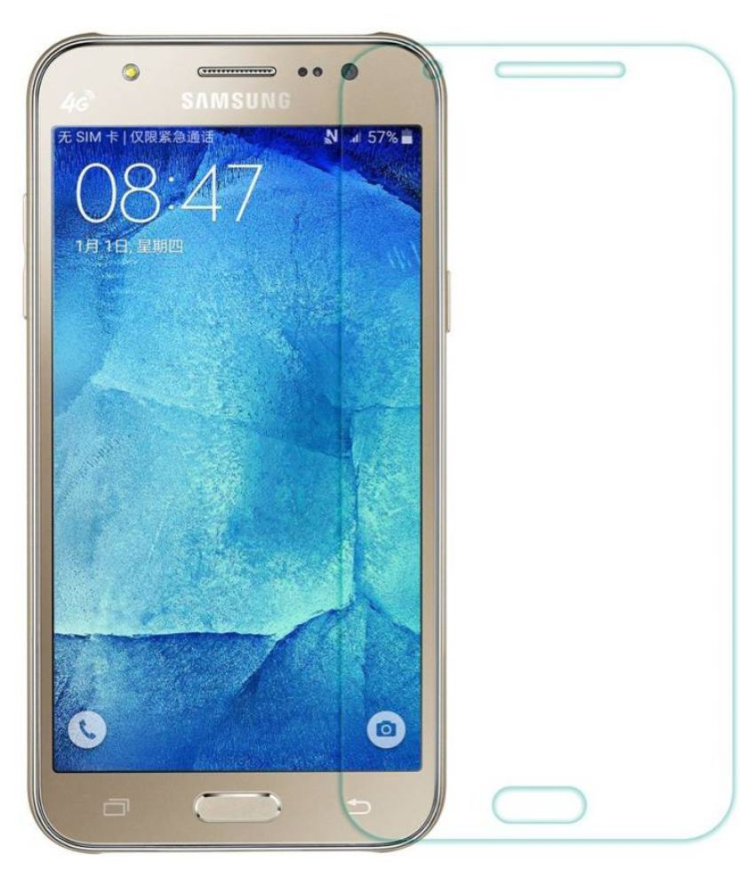 Samsung Galaxy On5 Tempered Glass Screen Guard By Cell Tech