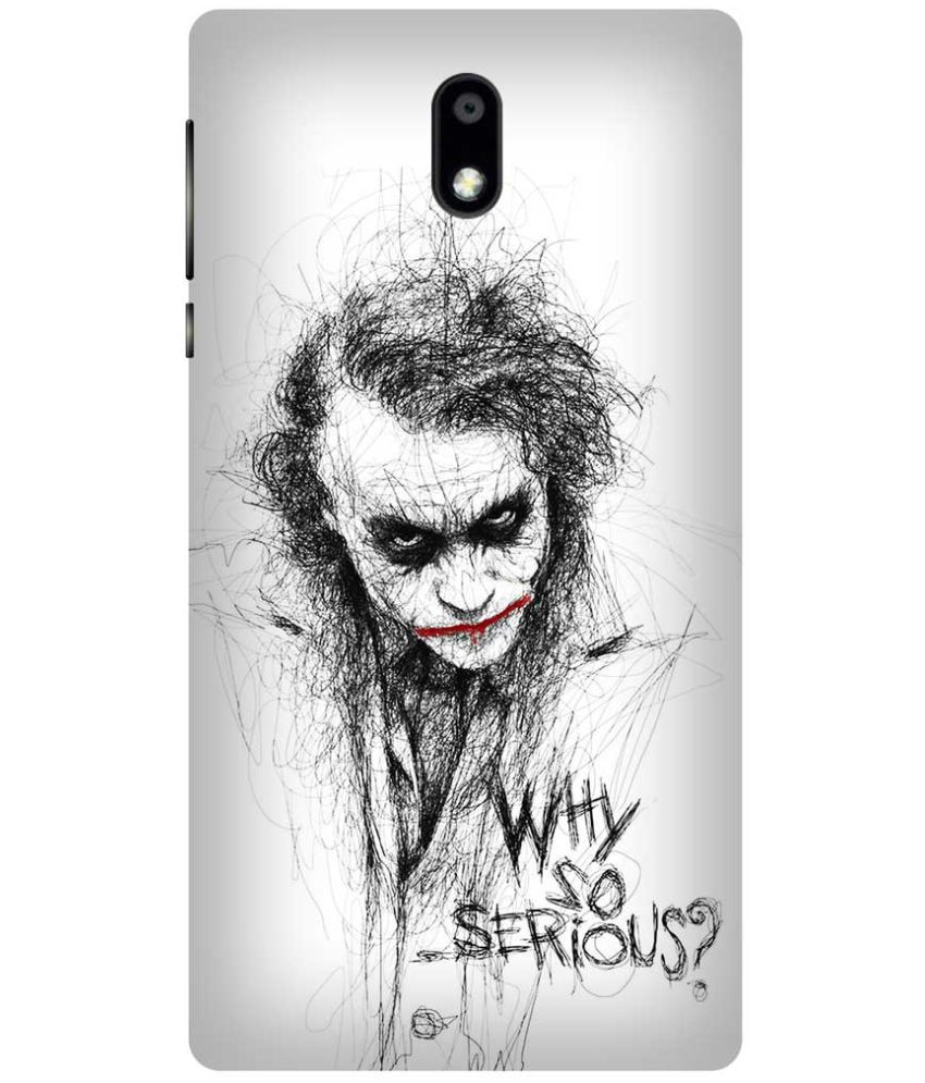 reputable site c9cb3 31988 Nokia 3 3D Back Covers By iessential