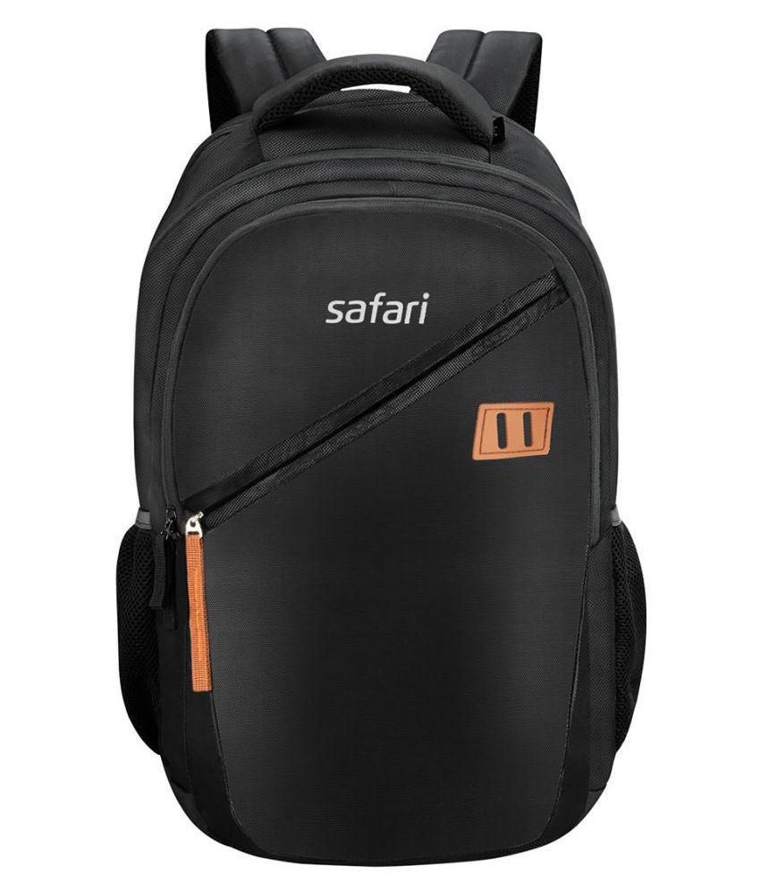 bdb296d4f2 Safari Branded Backpack Laptop Bags College Bags Stage Black(35 Litres) -  Buy Safari Branded Backpack Laptop Bags College Bags Stage Black(35 Litres)  Online ...