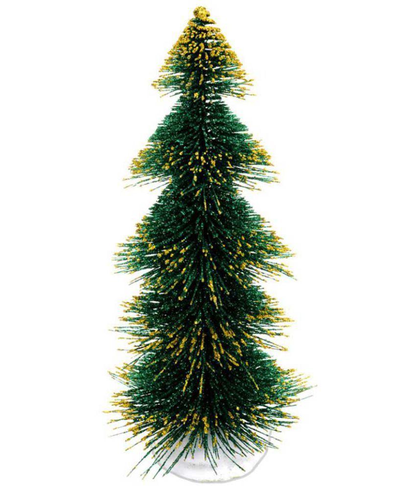 Best Price On Christmas Trees: Aapno Rajasthan Plastic Christmas Tree Multicolour-1 Ft