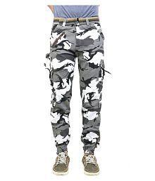 ARMY DORI ZIPPER CARGO JOGGER PANTS FOR MENS AND BOYS