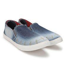 off on Denim Shoes