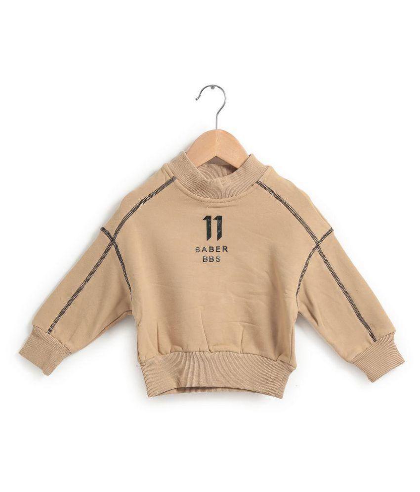 Chimprala full sleeves sweatshirts for kids