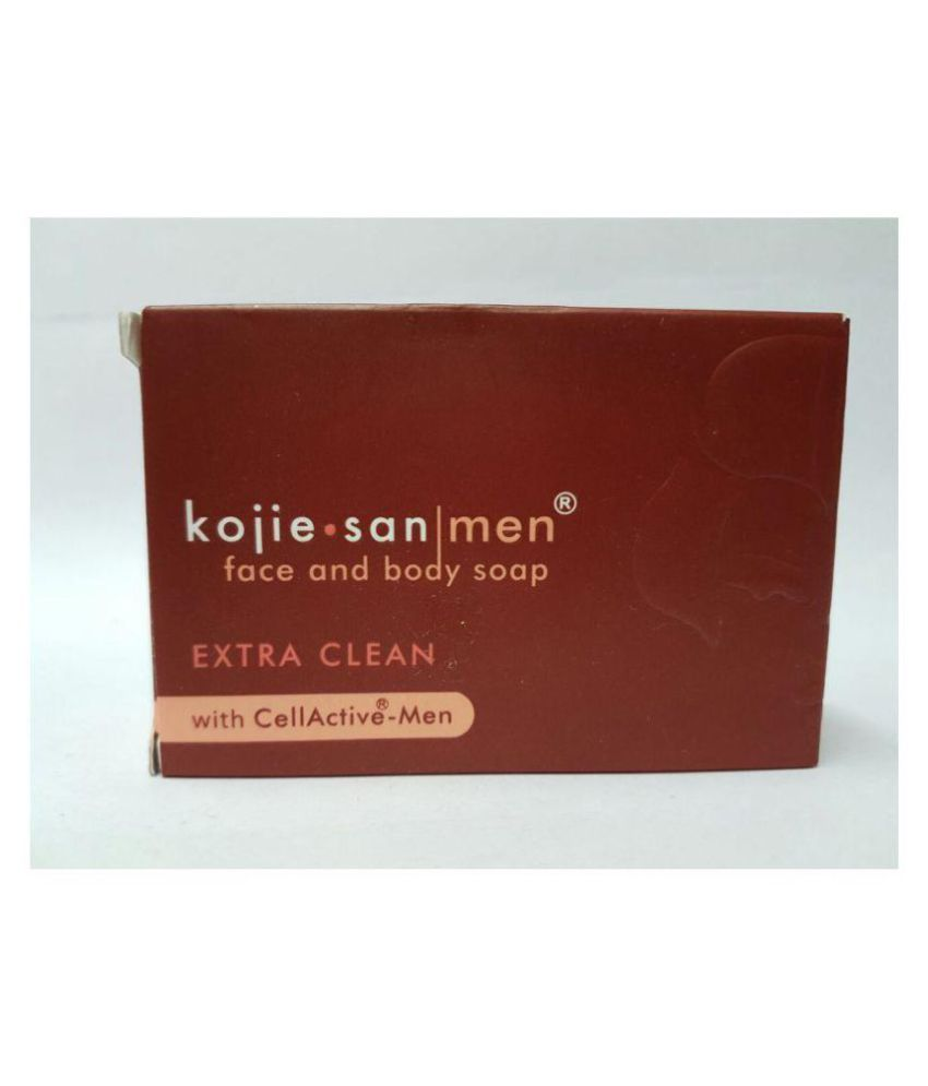 The Uncurated Life: Kojie San Skin Lightening Soap | Holy ... |Kojie San Soap For Men