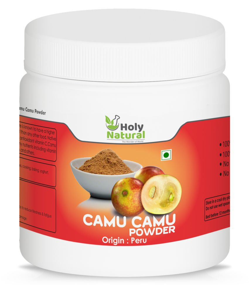 Holy Natural Camu Camu Powder 100 gm