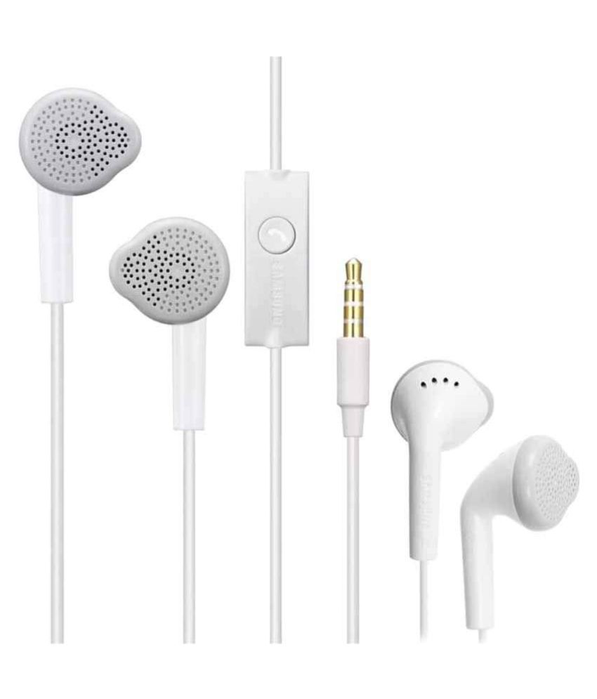 Samsung Galaxy J7 Nxt (s) In Ear Wired Earphones With Mic