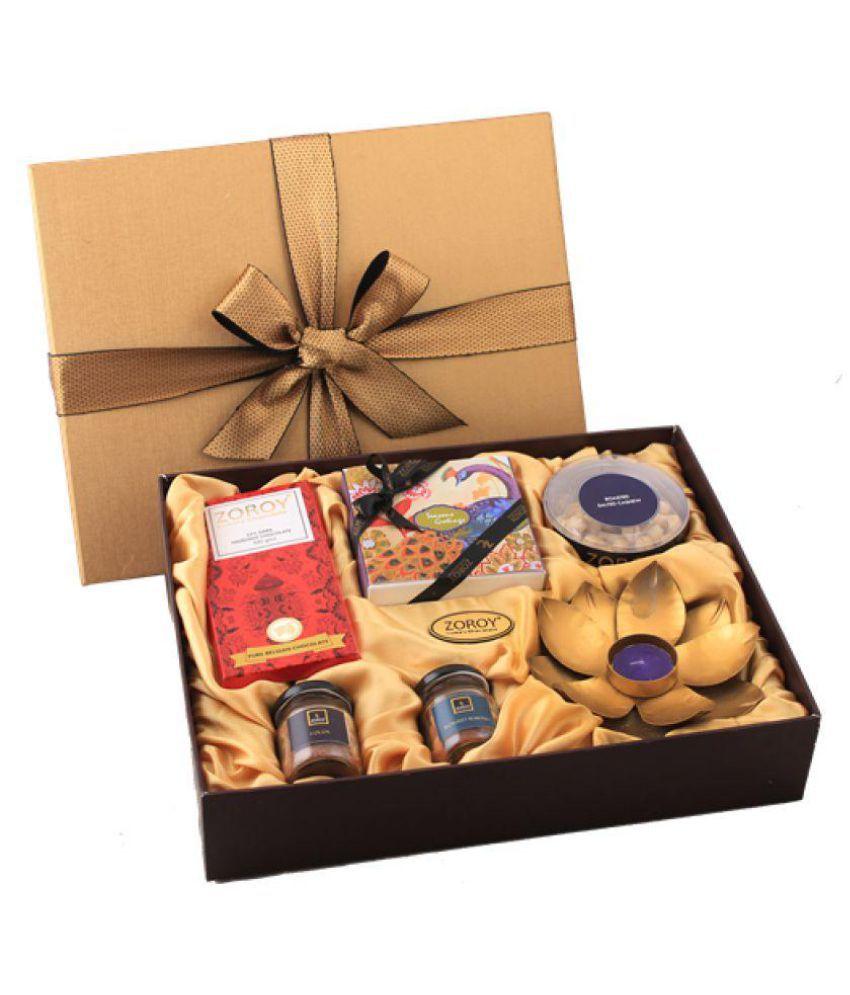 Zoroy Luxury Chocolate Big hamper Box Assorted Box Valentines day Love gift 2000 gm