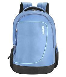 Safari Blue Branded Backpack Laptop Bags College Bags(27 Litres)