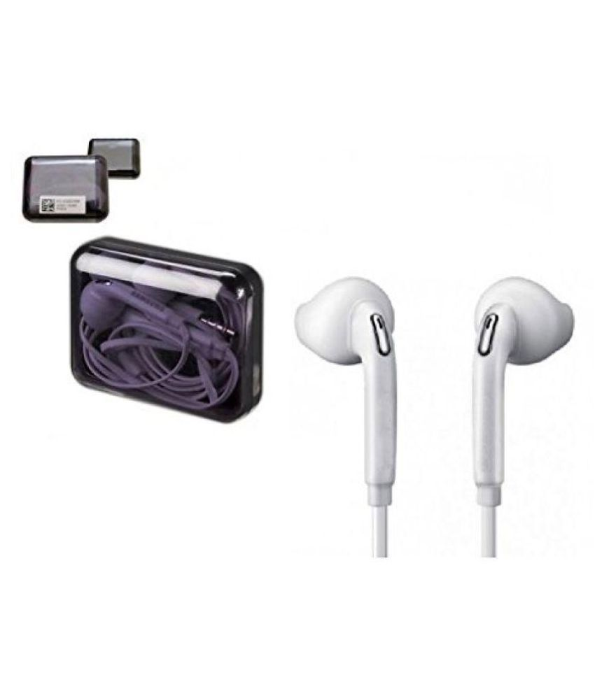 Fleejost Samsung Galaxy In Ear Wired Earphones With Mic