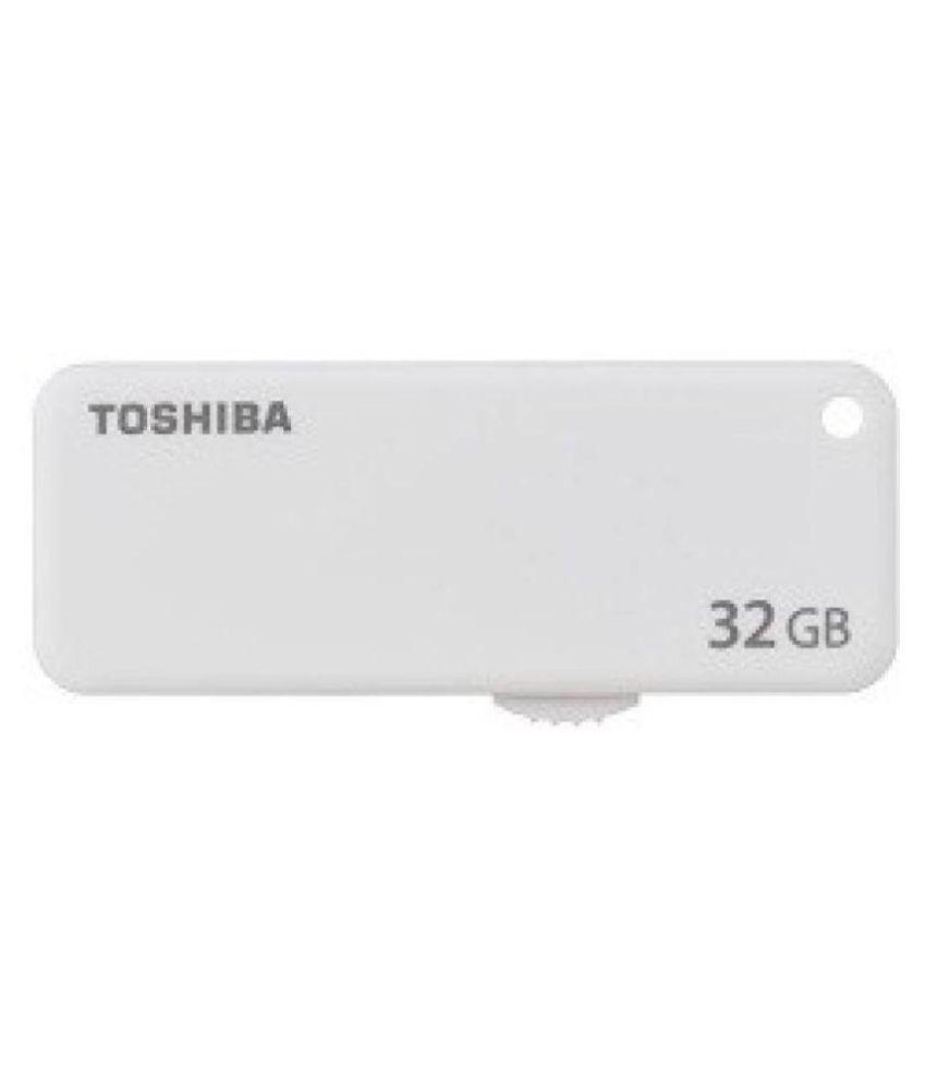 Toshiba U203 32GB USB 2.0 Utility Pendrive Single