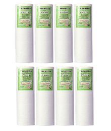Maxpure Spun Filter For RO Water Purifier - Pack of 8 Pcs