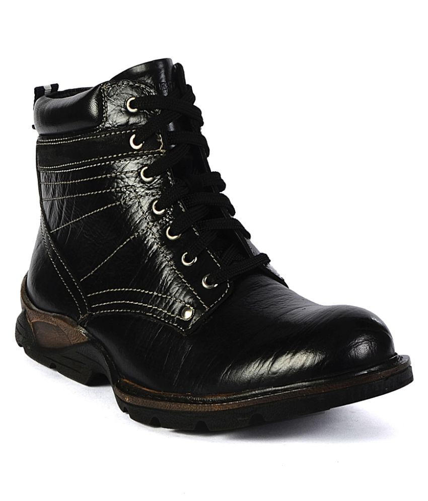 Valentino Black Party Boot