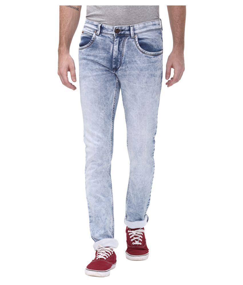 Apris Blue Slim Jeans