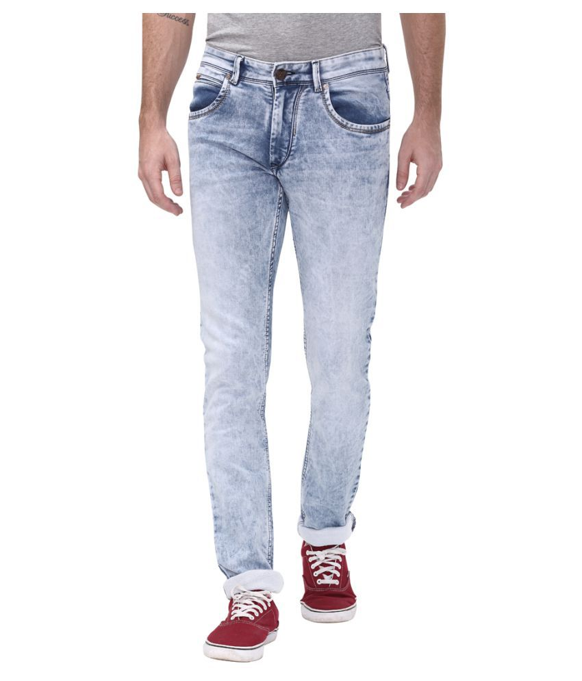 Apris Blue Slim Jeans