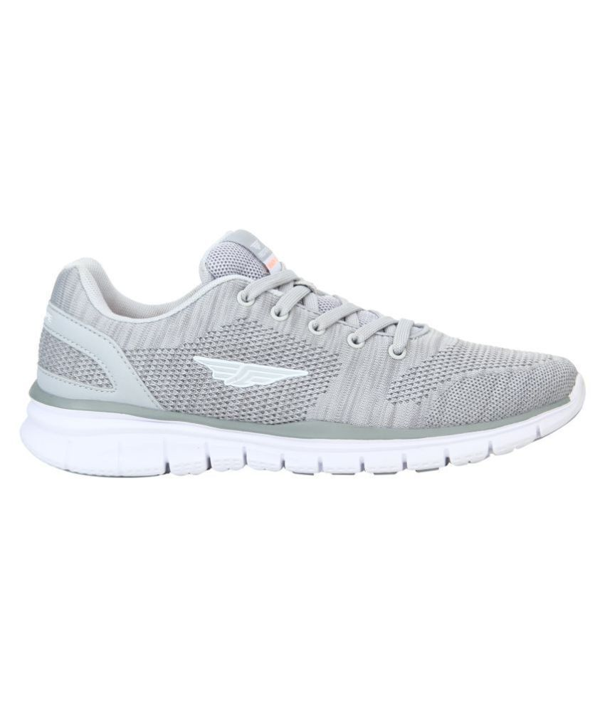 6c984617b50 Red Tape Athleisure Sports Range Men Gray Running Shoes - Buy Red ...