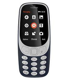 Nokia Dark Blue 3310 (2017) 32 MB