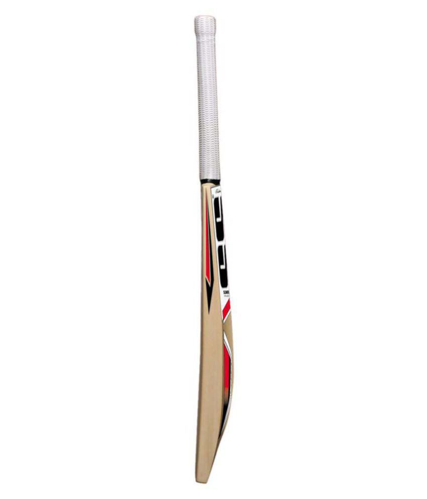 7ed836b4894 SS Master Kashmir Willow Cricket Bat Full Size  Buy Online at Best ...