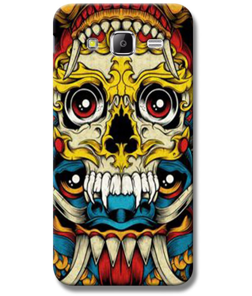 Samsung Galaxy J5 Printed Cover By Case King
