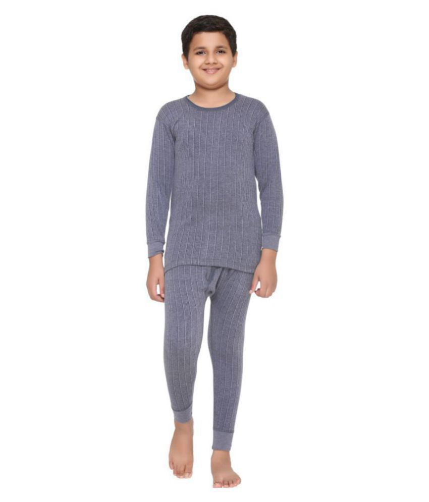 3426e9615 Vimal Winter King Blended Thermal Top   Pyjama Set For Boys - Buy Vimal  Winter King Blended Thermal Top   Pyjama Set For Boys Online at Low Price -  Snapdeal