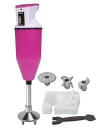 Kingmix Nano Pink 220 Watt Hand Blender